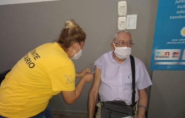 Coronavirus en Misiones: hoy comienza la vacunación con la segunda dosis de la Sputnik V y Astrazeneca