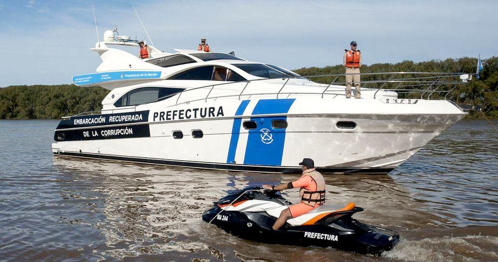 Abrieron las inscripciones para la Prefectura Naval Argentina