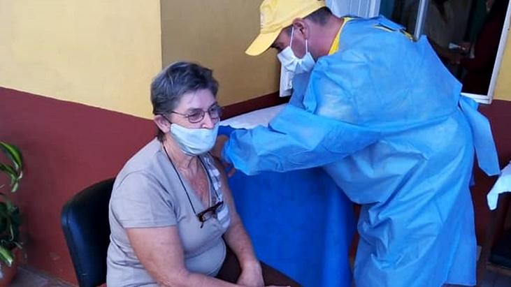 Misiones ya inmunizó a más de 623 mil personas: casi 149 mil completaron el esquema de vacunación