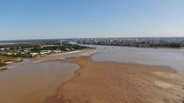 El Gobierno nacional declaró la emergencia hídrica por la histórica bajante en el río Paraná