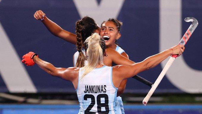 Tokio 2020 | Las Leonas golearon a España y lograron su primer triunfo en los Juegos Olímpicos