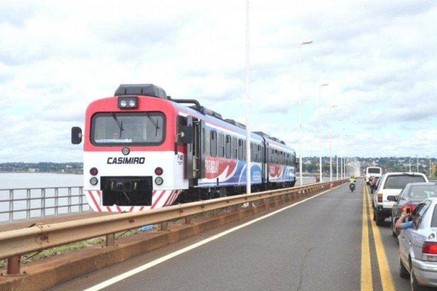 Posadas – Encarnación | Todavía no están en funcionamiento el colectivo y el tren internacional: ¿Cuándo se habilitaría el transporte público?